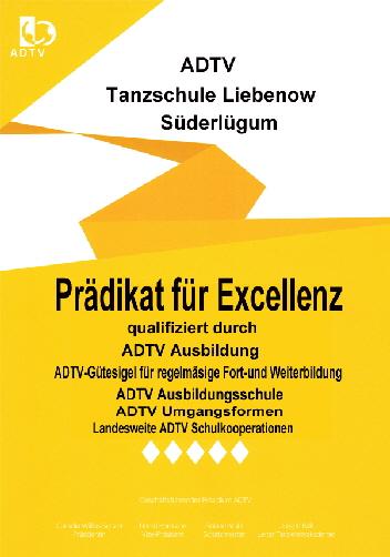 ADTV Urkunde edit